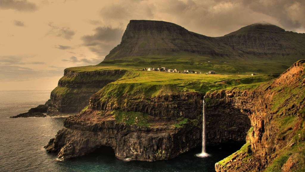 faroe islands denmark