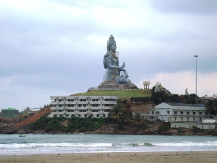 Murudeshwar-Beach