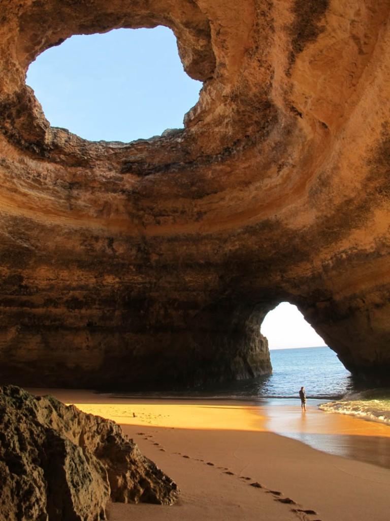 sea cave malta
