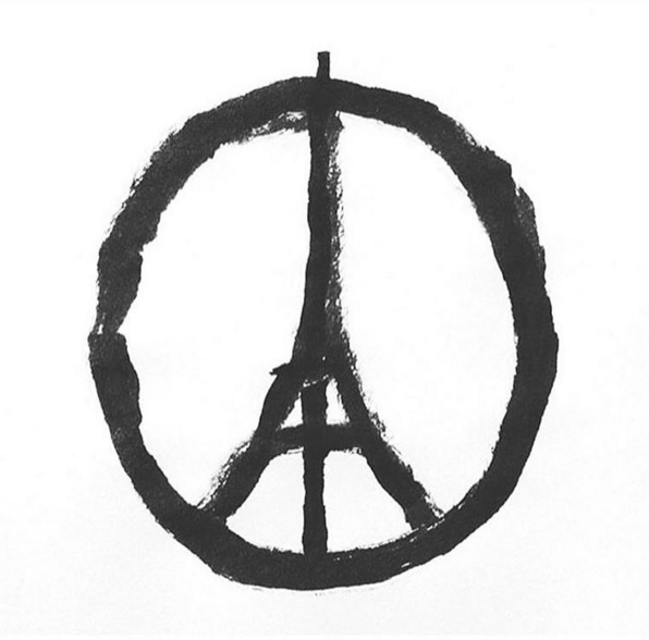 I Will Pray For Paris!